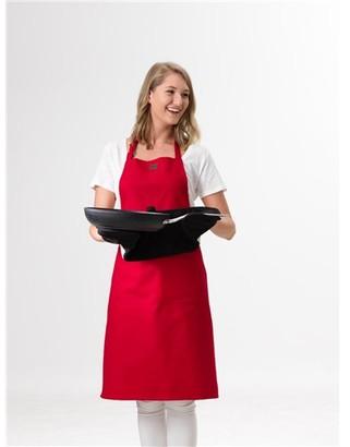 Baccarat Kitchen Apron Red