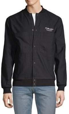 Publish Classic Textured Jacket