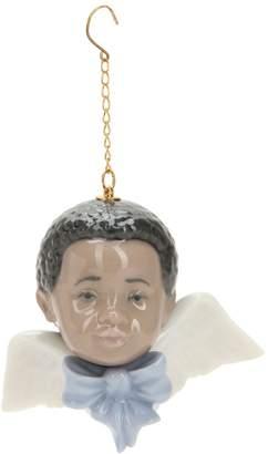 Lladro Ceramic Angel Figurine