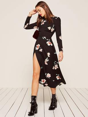 Reformation Vanessa Dress