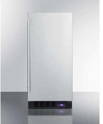 Summit Appliance Built-In 2.45 cu. ft. Frost-Free Upright Freezer