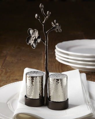 "Michael Aram Black Orchid"" Salt & Pepper Set"