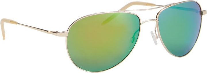 Oliver Peoples Benedict Sunglasses-Colorless