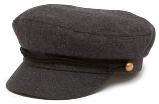 Blend of America Free Press Wool Newsboy Cap