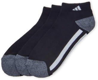 adidas 3-Pack Cushioned Low-Cut Socks