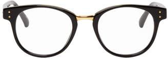 Linda Farrow Luxe Black 581 C7 Glasses