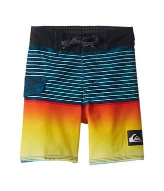Quiksilver Highline Slab 14 Boardshorts (Toddler/Little Kids)