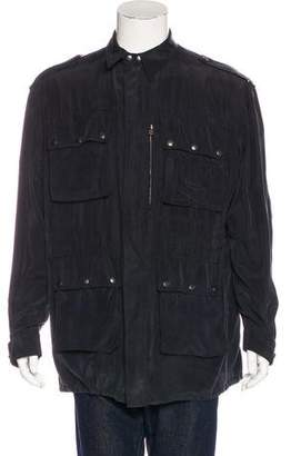 Faith Connexion Silk Field Jacket