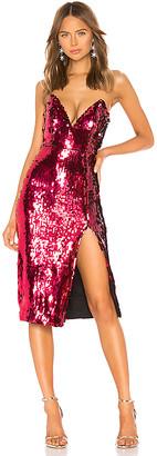 NBD Austin Midi Dress