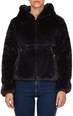 Save The Duck Save the Duck Faux Fur Jacket
