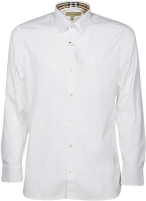 Burberry Poplin Shirt