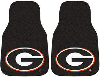 Fanmats FANMATS 2-pk. Georgia Bulldogs Car Floor Mats