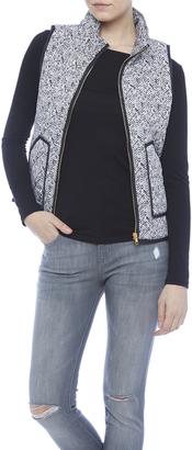 E.L. Clothing Herringbone Vest $45 thestylecure.com