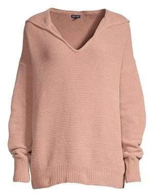 Splendid Aurora Knit Hooded Sweater
