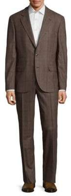 Brunello Cucinelli Plaid Suit
