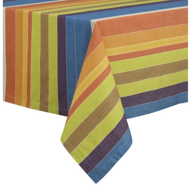 Savona Stripe Tablecloth