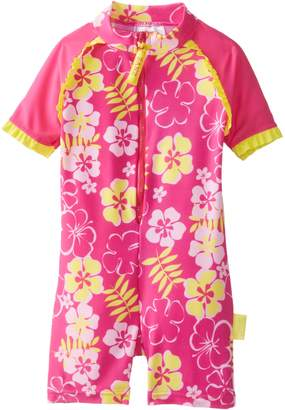 BaBy BanZ Baby-Girls Infant One Piece Swimsuit Sun Blossom
