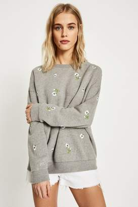 Jack Wills Sennen Embroidered Sweatshirt