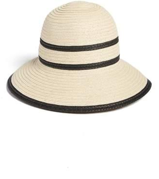 Echo Bondi Straw Cloche Hat