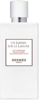 Hermes Un Jardine sur la Lagune Body Milk