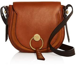 See by Chloe Lumir Large Leather & Suede Crossbody