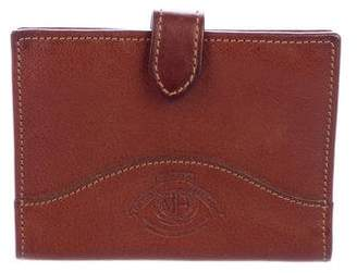 Ghurka Leather Compact Wallet