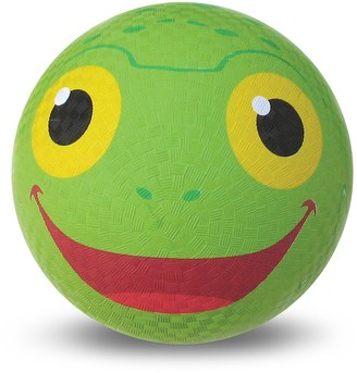Melissa & Doug Froggy 8.5-in. Rubber Kickball
