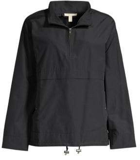 Eileen Fisher Lightweight Pullover Jacket