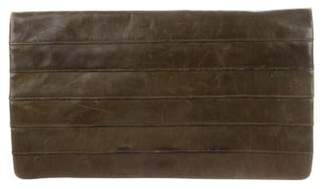 Reed Krakoff Paneled Leather Clutch