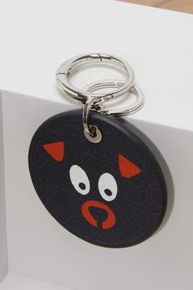 Moynat Mosaique animal keyring