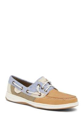 Sperry Rose Fish Chambray Boat Shoe