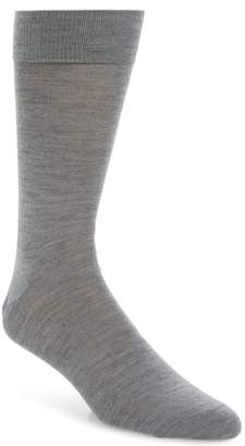 Lorenzo Uomo Merino Wool Blend Socks