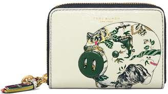 Tory Burch PEGGY THE PIG ZIP COIN CASE