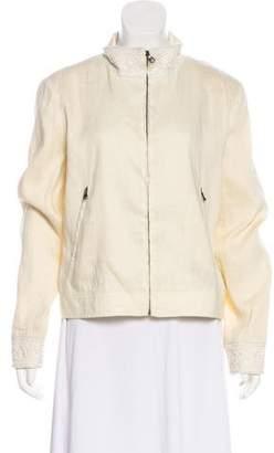 Les Copains Casual Long Sleeve Jacket