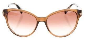 Diane von Furstenberg Isabella Cat-Eye Sunglasses