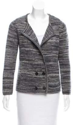 Etoile Isabel Marant Double-Breasted Wool Cardigan