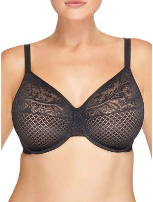 Wacoal 857210 Plus Visual Effects Minimizer Bra