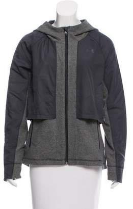 Under Armour Hooded Zip-Up Jacket w/ Tags