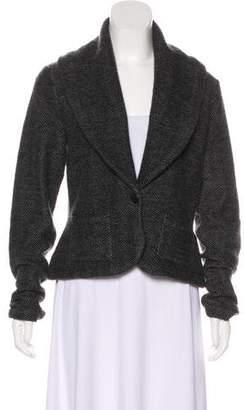 Ralph Lauren Long Sleeve Cashmere Blazer