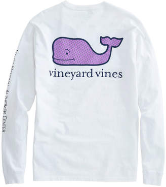 Vineyard Vines Long-Sleeve Forget-Me-Knot T-Shirt