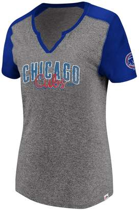 Majestic Women's Chicago Cubs Invulnerable Tee