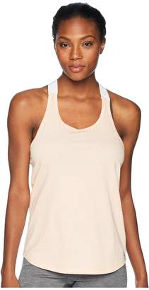 New Balance Heather Tech Tank Top Women's Sleeveless