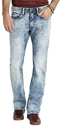 Buffalo David Bitton Men's Driven Straight Leg Jean