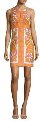 Trina Turk Paisley Sheath Dress