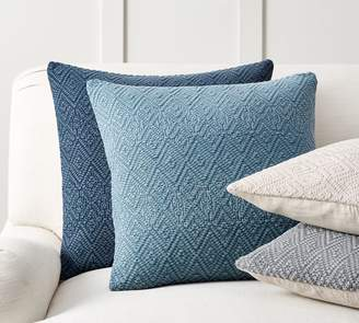 Pottery Barn Washed Diamond Pillow Covers