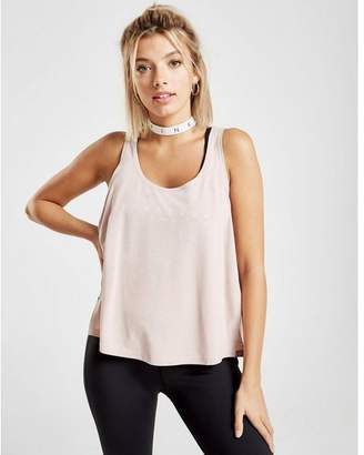 Pink Soda Sport Cage Tank Top
