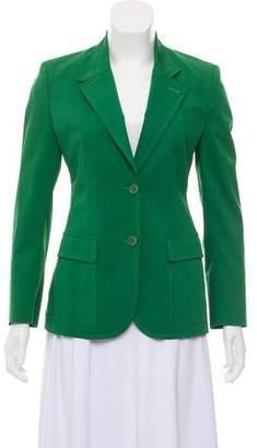 Loro Piana Notch-Lapel Blazer Jacket