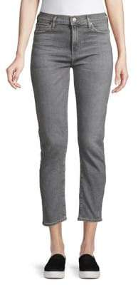 Citizens of Humanity Slim-Fit High-Rise Ankle Jeans