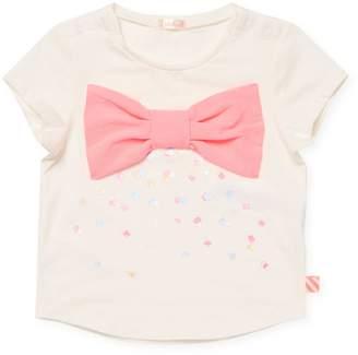 Billieblush Little Girl's Bow T-Shirt