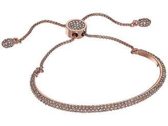 Vince Camuto Crystal Pave Adjustable Slider Bracelet